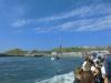 Ankunft Helgoland