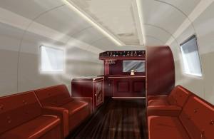Silver Cigar Lounge (Innenansicht)