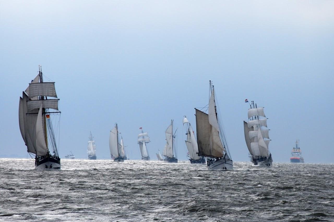 Wilhelmshaven Sailing-CUP - WTF