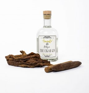 Amante de Miro The Cigar Gin